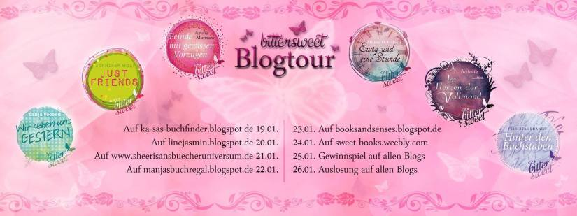 Bittersweet Blogtour