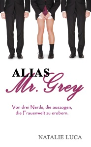 Alias Mr Grey Frontcover